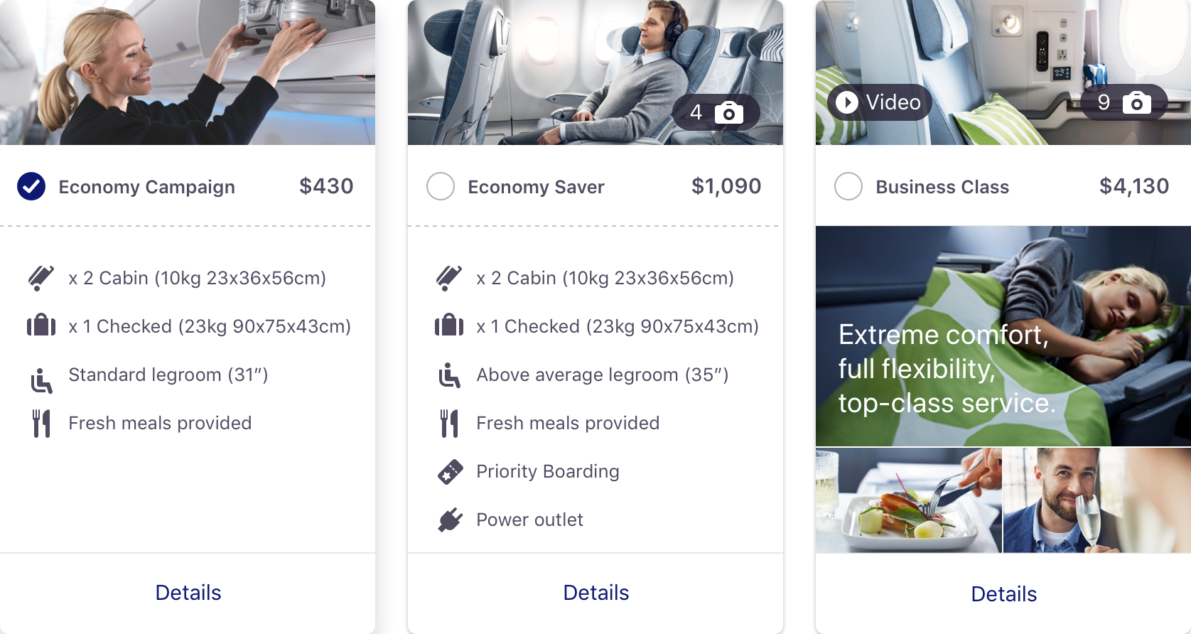 Direct Booking enhances the user experience