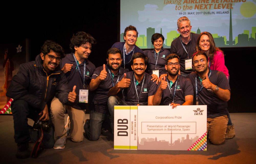 NDC Hackathon Corporation Prize Winners