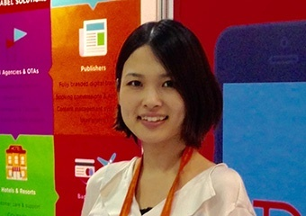 Travel Door's Co-Founder and COO, Saki Kobayashi