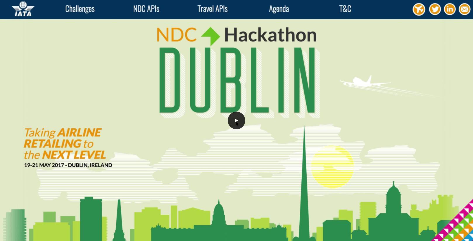 NDC Hackathon Dublin
