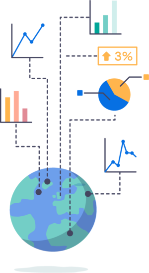 Make data driven decisions with experimentation, optimisation and bespoke reporting capabilities