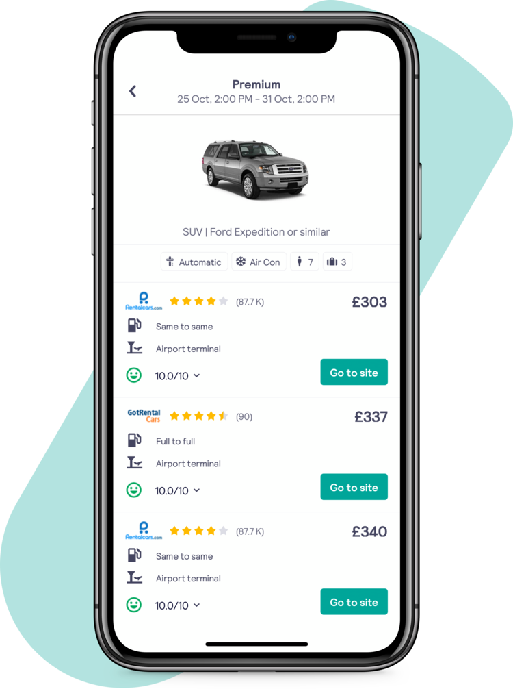 Get on the road to success with Skyscanner Car Hire