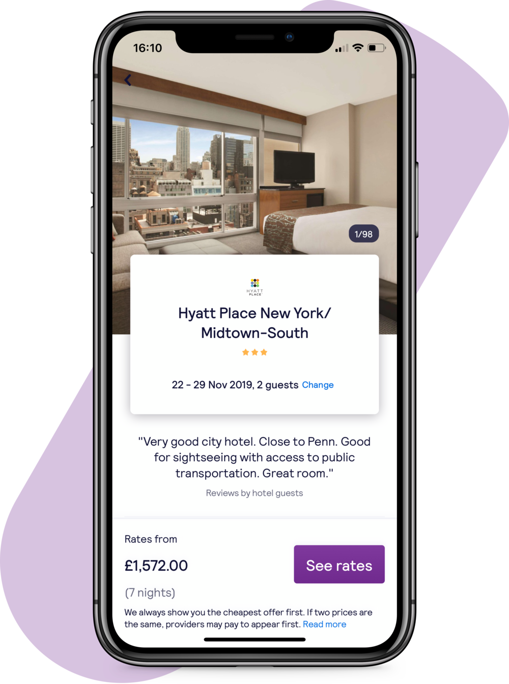 Fill rooms for less with Skyscanner Hotels